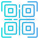 Barcode Qr Code Icon