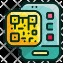 Barcode Qr Codde Qr Icon