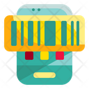 Barcode Barcodes Commercial Icon