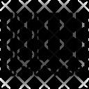 Barcode Reader Explore Icon