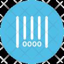 Barcode Upc Product Icon