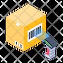 Barcode Scanner Qr Scanning Barcode Reader Icon