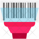 Logistics Delivery Scan Icon