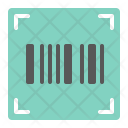 Barcode Scan Business Icon
