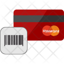 Barcode Scan Credit Icon