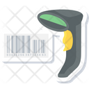 Barcode Scanner Barcode Reader Bill Scanner Icon