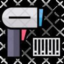 Barcode Scanner Barcode Barcode Reader Icon