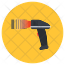 Code Reader Barcode Scanner Barcode Monitoring Icon