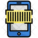 Scanner Phone Barcode Barcode Scan Icon