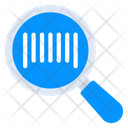 Search Barcode Barcode Scanning Barcode Monitoring Icon