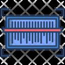 Kartboard Scanning Barcode Scanning Icon