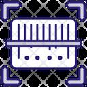Barcode Scanning Qr Code Scanning Barcode Icon