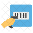 Barcode Scanning Icon