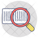 Barcode Tracking Icon