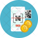 Barcode Wallet Icon