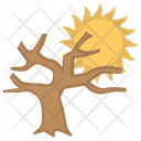 Bare Tree Icon