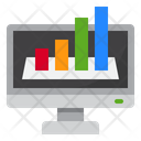 Bargraph Analytics Graph Icon