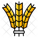 Barley Wheat Basil Icon
