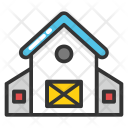 Barn Shed Bunkhouse Icon