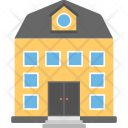 Barn Agricultural Shed Icon
