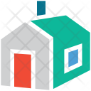 Barn Storehouse Real Icon