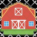Barn Chalet Farm Icon