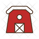 Barn Farm Storage Storage Icon