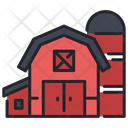 Barn Livestock House Horse House Icon