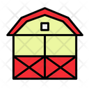 Barn Farm House Storage Icon