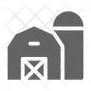 Barn Silo Shed Icon