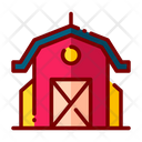 Barn Agriculture Farm Icon