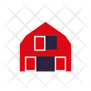 Barn Farm Farm House Icon
