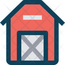 Barnm Barn Barn House Icon