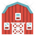 Barn Farm Farming Icon