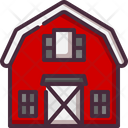 Barn Farmhouse Harvest Icon