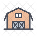 Warehouse Storage Storehouse Icon