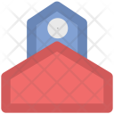 Barn Farmhouse Warehouse Icon