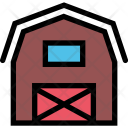 Barn Ecology Eco Icon