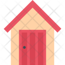 Barn Ecology Nature Icon