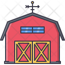 Barn Stable Vane Icon