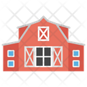Farm Warehouse Farmyard Icon