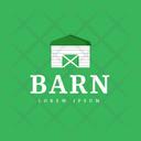 Barn Logo Icon