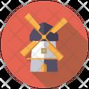 Barn Windmill Icon