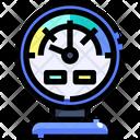Barometer Pressure Meter Icon