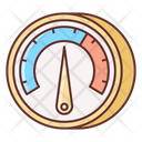 Barometric Pressure Barometer Climate Icon