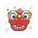 Celebration Chinese Barongsai Icon