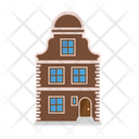 Baroque Town House Icon