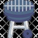 Grill Bbq Barbecue Icon