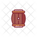 Barrel Beer Barrel Beer Container Icon