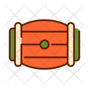 Barrel Wooden Barrel Beer Icon